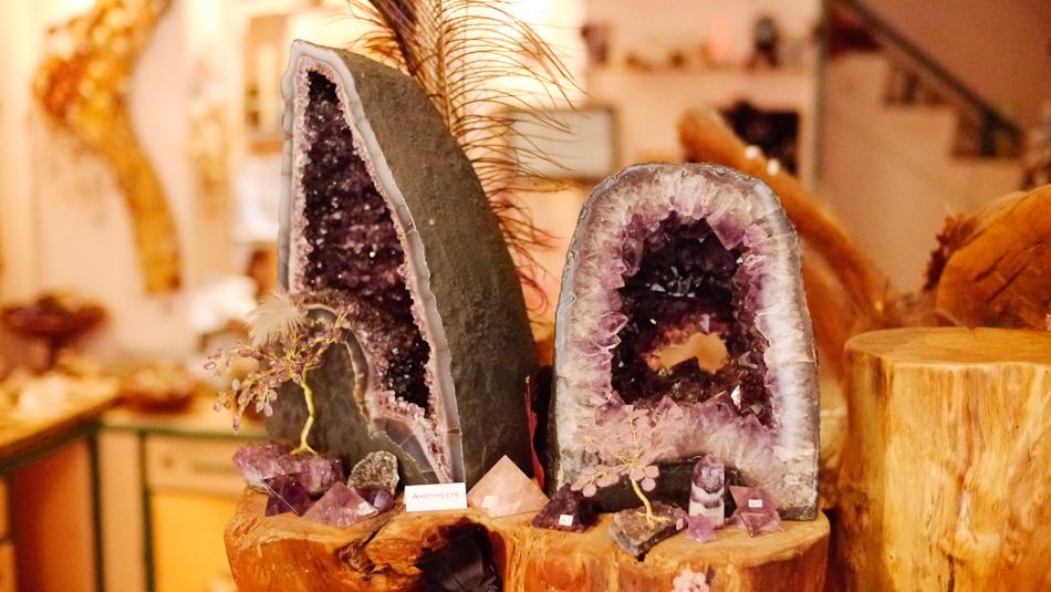 Amethyste Geode